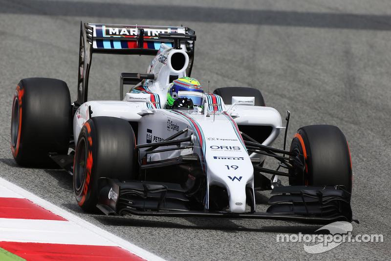 Massa 'not worried' about latest criticism