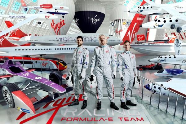 Jaime Alguersuari and Sam Bird join Virgin Racing in Formula E