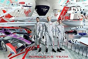 Formula E Breaking news Jaime Alguersuari and Sam Bird join Virgin Racing in Formula E