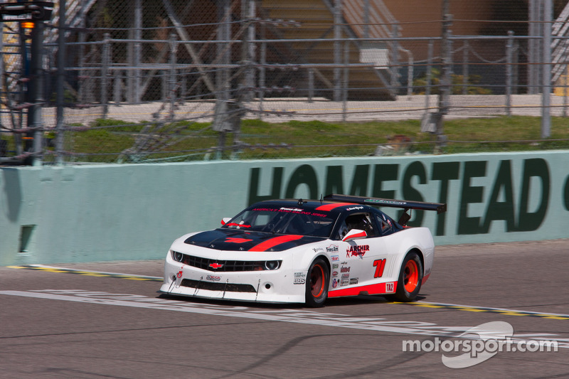 Contender returns to Homestead-Miami Speedway