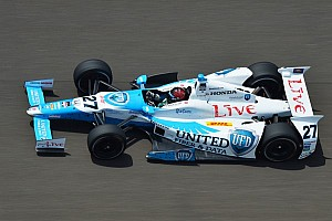 IndyCar Practice report Day 3 of Indy 500 practice cut short by rain - Viso tops speed charts