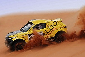 Offroad Race report ALDO Racing Team up to fourth overall following day 2 of the Mexican 1000 Rally