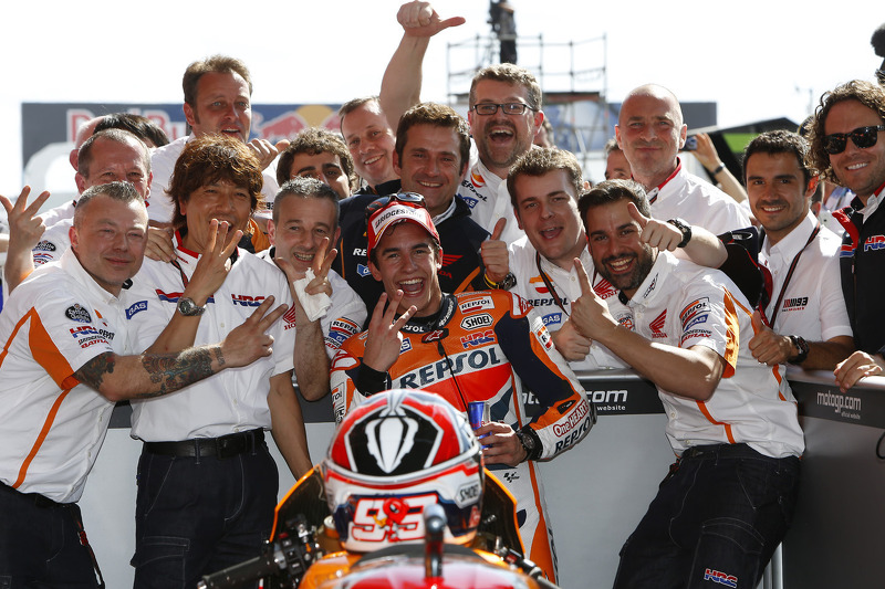 Can anyone take the fight to MotoGP alien Marquez?