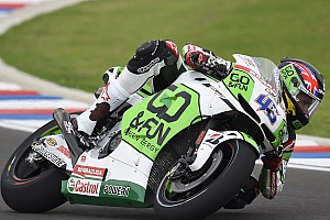 MotoGP Qualifying report Confidence returns for Scott Redding at Le Mans