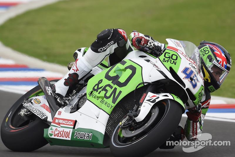 Confidence returns for Scott Redding at Le Mans