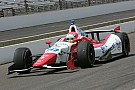 Wilson steps up to score fifth row start for 2014 Indianapolis 500