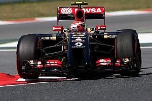Formula 1 Rumor Maldonado's Venezuelan backing could end