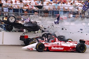 IndyCar Special feature Top 10: Indy 500 Wrecks