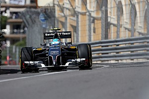 Formula 1 Qualifying report Disappointing qualifying for Sauber at the Monaco GP