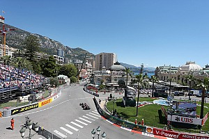 Formula 1 Qualifying report Lotus struggles in qualifying for the Monaco GP