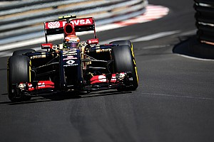 Formula 1 Breaking news PDVSA, Maldonado not leaving Lotus - Lopez