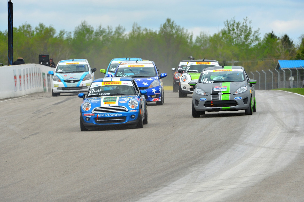 Pirelli World Challenge returns to New Jersey Motorsports Park with TC, TCA, TCB Doubleheader