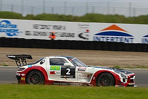 Endurance Qualifying report Hofor Racing lock out front row for inaugural Hankook 12H Zandvoort