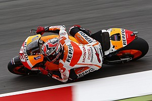 MotoGP Qualifying report Tuscan sun shines on Marquez as he takes pole position in Mugello