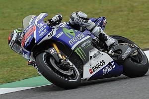 MotoGP Qualifying report Lorenzo secures front row for Mugello GP