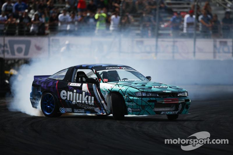 Stoneback, Hamilton, Rydquist atop Formula Drift standings