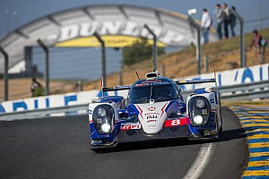 Le Mans Testing report Le Mans testing wrapup: 54 cars, 24,000 fans, Toyota on top