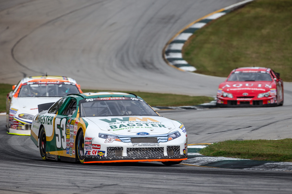Andrew Ranger wins ARCA road course race in New Jersey