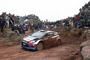 WRC Preview Kubica looks to progress on the Italian isle