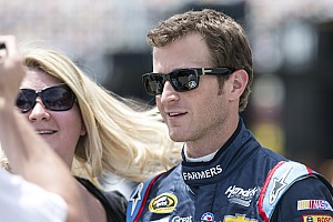 NASCAR Cup Interview In his own words: Kasey Kahne talks about getting the monkey off his back