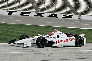 IndyCar Qualifying report Pagenaud, Aleshin to start 6th, 11th after bringing heat to Texas qualifying