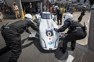 Le Mans Commentary Electric racing: should it be at Le Mans?