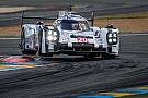 Porsche 919 Hybrid: Pre-evening thriller in Le Mans