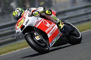 MotoGP Race report Iannone conquers ninth position and Hernandez eleventh