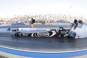 NHRA Race report Langdon, Johnson Jr. and Enders-Stevens prevail at Thunder Valley