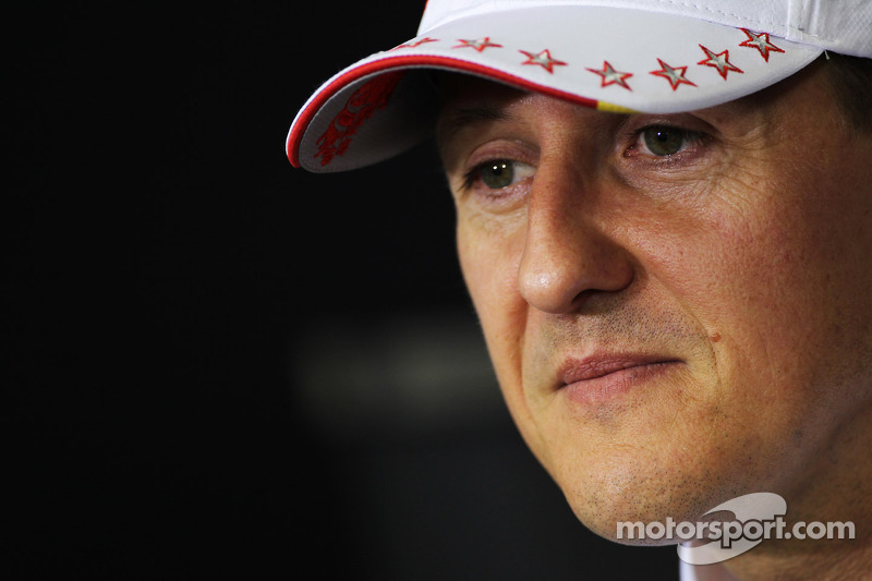 Doctors urge caution after Schumacher 'good news'