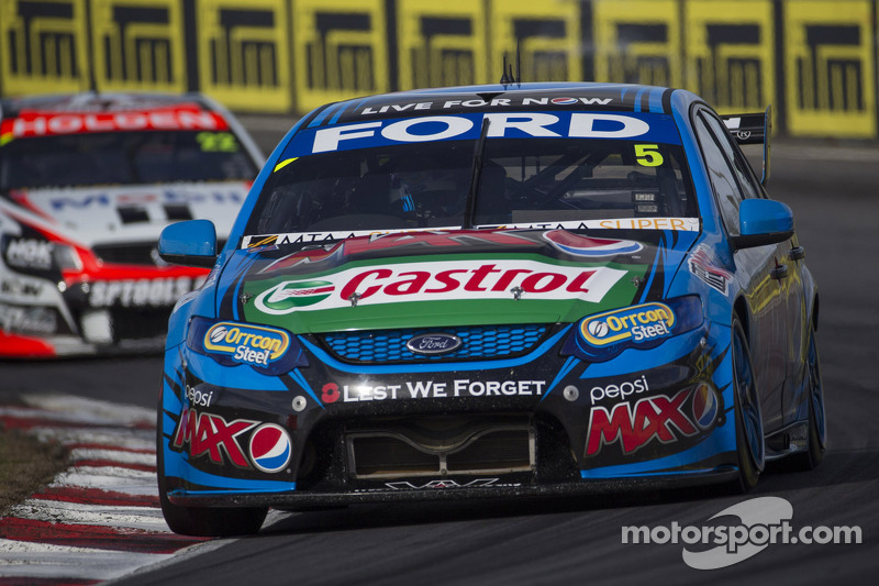 Winterbottom reasserts himself as championship leader with win Sunday
