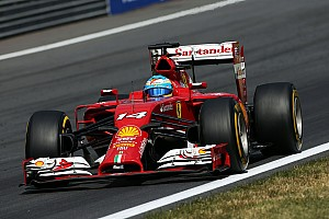 Formula 1 Race report Ferrari: A mountain to climb in the Styrian Alps