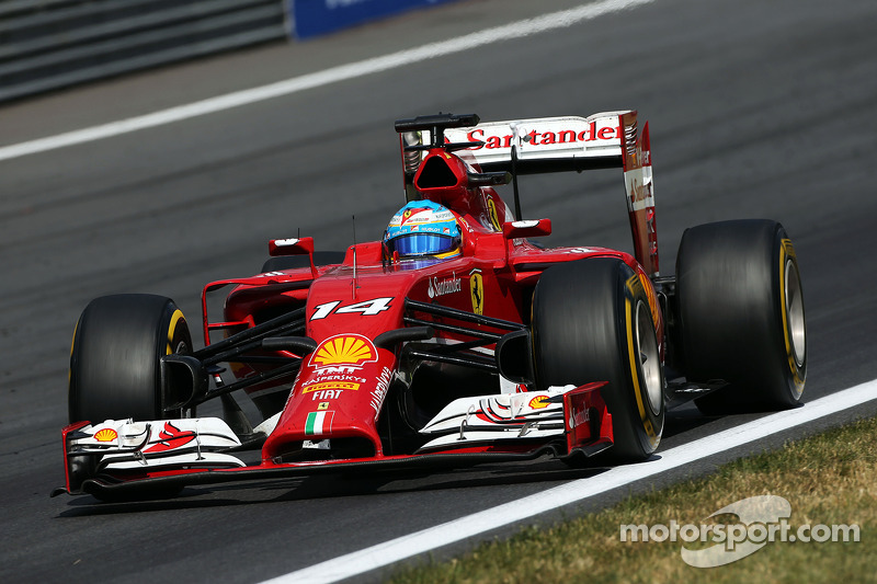 Ferrari: A mountain to climb in the Styrian Alps