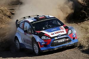 WRC Preview Homeward Bound: Kubica prepares for Poland