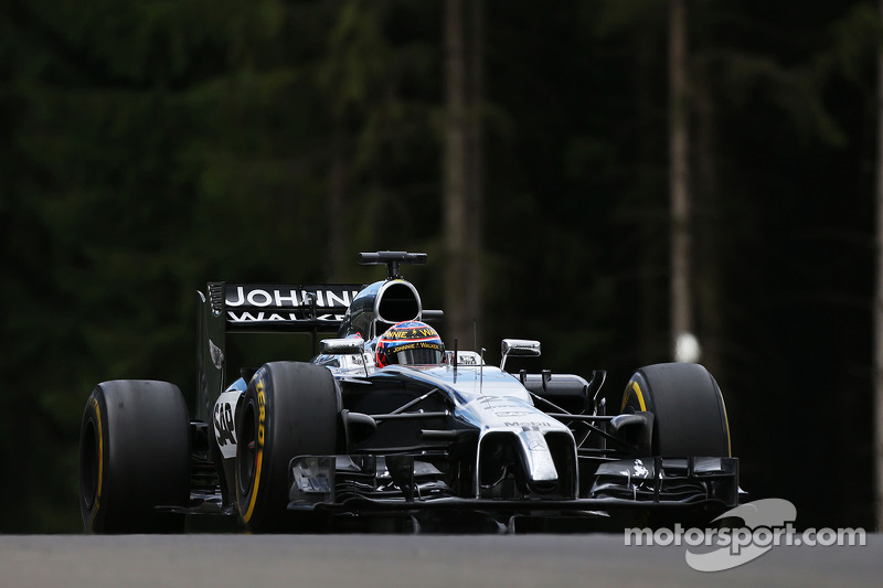 McLaren heads to special for everyone British GP