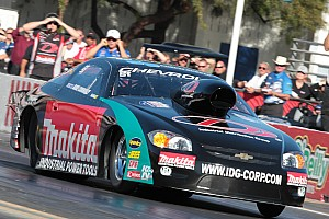NHRA Preview Dave Connolly ready for a banner performance at home track
