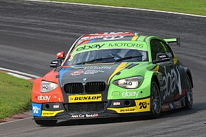 BTCC Race report Croft hails hugely successful BTCC event