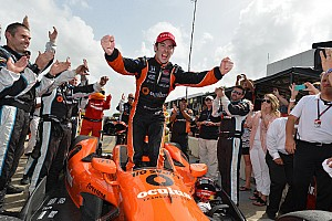 IndyCar Preview SPM rides momentum from Houston success into Pocono - video