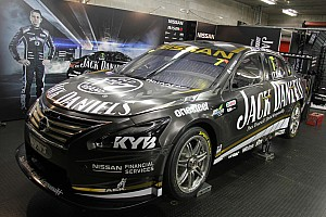 Supercars Breaking news New livery for Jack Daniel's Racing's 300th race