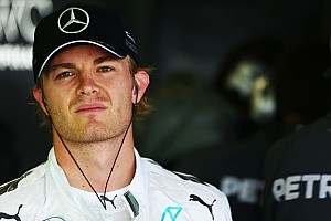 Formula 1 Race report Rosberg failure blows championship wide open