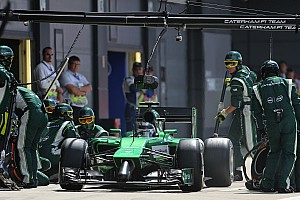 Formula 1 Breaking news Kolles flags job losses amid Caterham 'mess'
