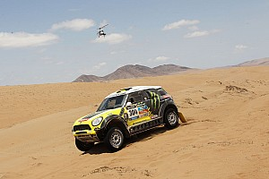 Dakar Breaking news Iquique will be the capital of the Dakar