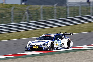 DTM Race report BMW's  Martin claims his maiden win at the Moscow Raceway