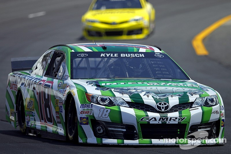 "Joe Gibbs Racing is ""moving in the right direction"""