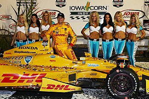 IndyCar Analysis 'Stolen win' could propel Hunter-Reay to another series crown