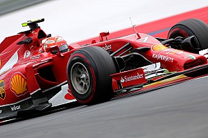 Formula 1 Breaking news Raikkonen fit for German GP