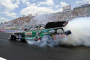 NHRA Qualifying report 65-year-old John Force tops NHRA Funny Car qualifying