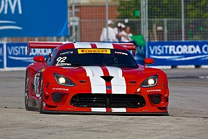 PWC Race report SRT Motorsports and Wittmer victorious in Toronto