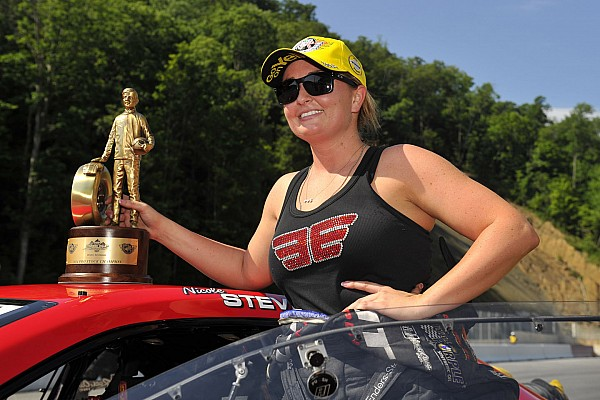 Pro Stock points leader Enders-Stevens to miss the next two races