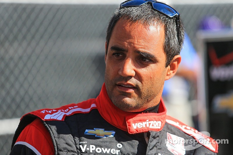Second chances - Montoya returns to the Brickyard